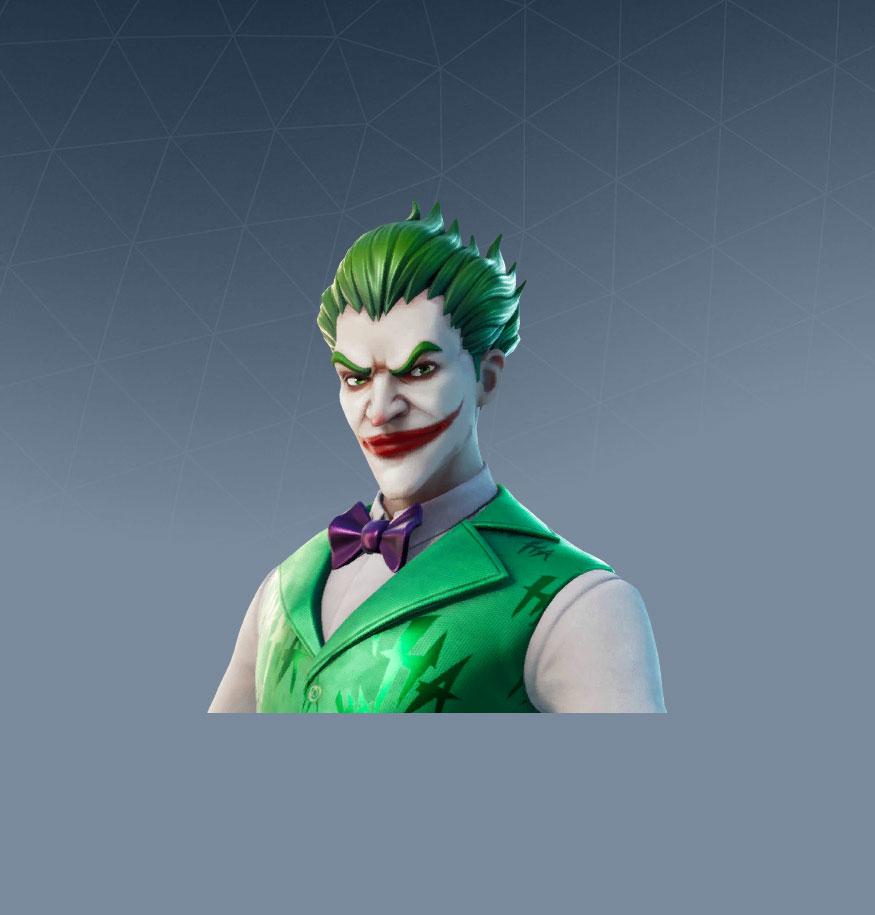 La piel de Joker