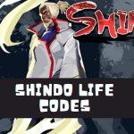 Códigos ROBLOX Shindo Life (6 códigos de trabajo) Septiembre de 2021