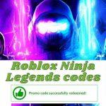Códigos de Roblox Ninja Legends septiembre 2021