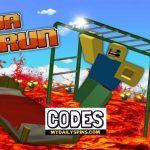 Códigos Lava Run Octubre 2021 (NUEVO)