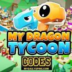 Códigos My Dragon Tycoon octubre 2021 (10 códigos)