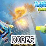 Códigos Ragdoll Simulator 2 Octubre 2021 (NUEVO)