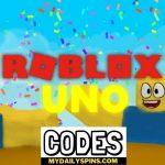 Códigos Roblox Uno Octubre 2021 (NUEVO)