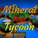 Códigos de Magnate de Guerra Mineral de octubre de 2021 (NUEVO)